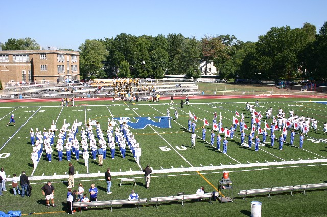 pretty nice ba82e 6a958 Westfield Blue Devil Marching Band 2005-2006 Season / band 2005
